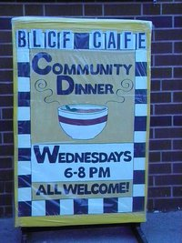 Bloor Lansdowne Christian Fellowship Community Dinner