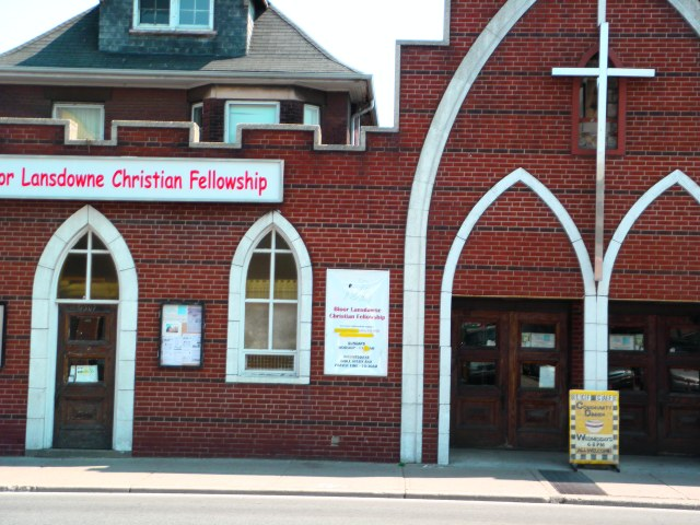 Bloor Lansdowne Christian Fellowship -BLCF Church in the heart of Toronto