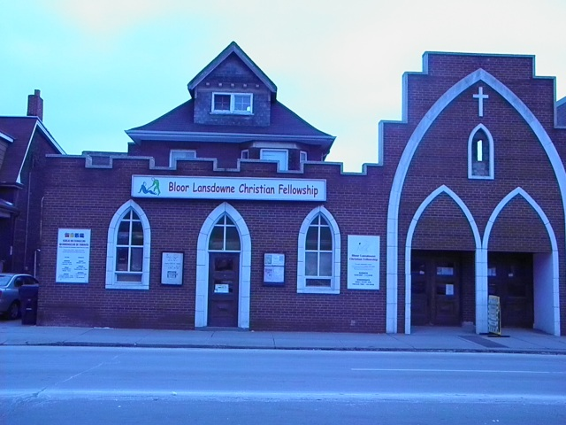 Bloor Lansdowne Christian Fellowship