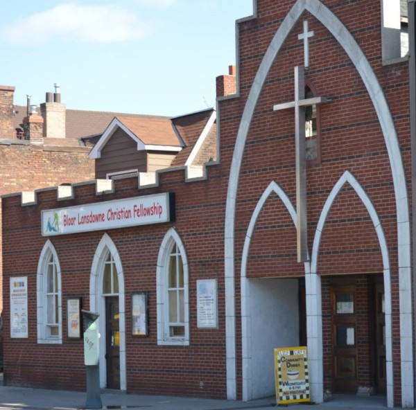 BLCF Church front