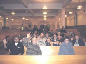 BLCF Church - A Small Church with a Big Heart!