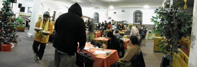 BLCF Cafe Community Dinner