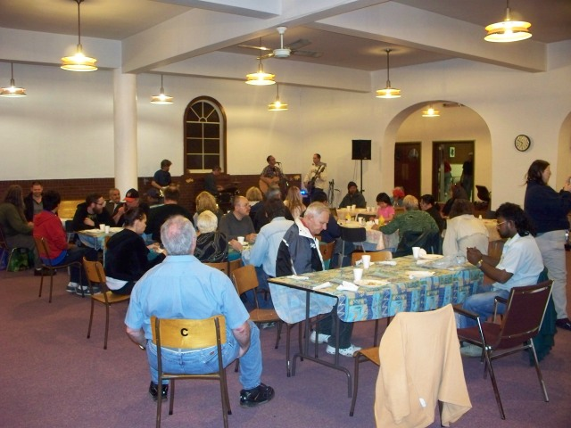 Bloor Lansdowne Christian Fellowship - BLCF Church Community Dinner