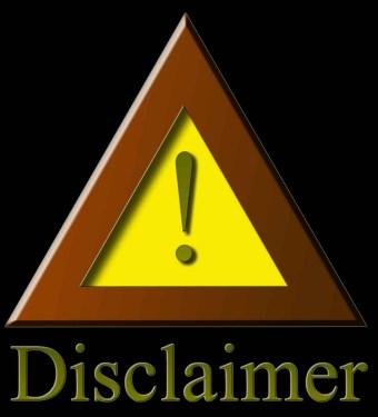 Bloor Lansdowne Christian Fellowship - Joe Elkerton Disclaimer