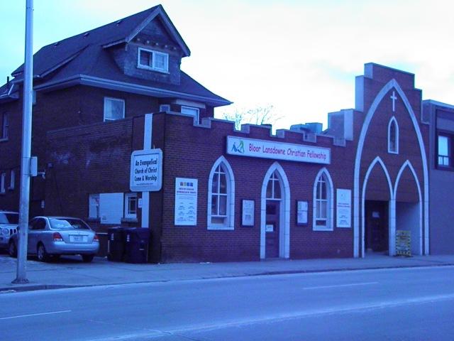 BLCF Church, Toronto