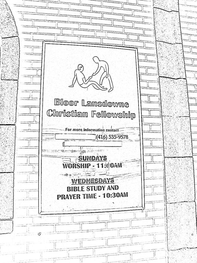 Bloor Lansdowne Christian Fellowship - BLCF Cafe Community Dinner