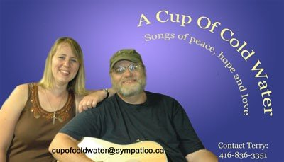 BLCF Cafe Community Dinner Announces Fundraiser Featuring 'A Cup Of Cold Water' Live On Stage