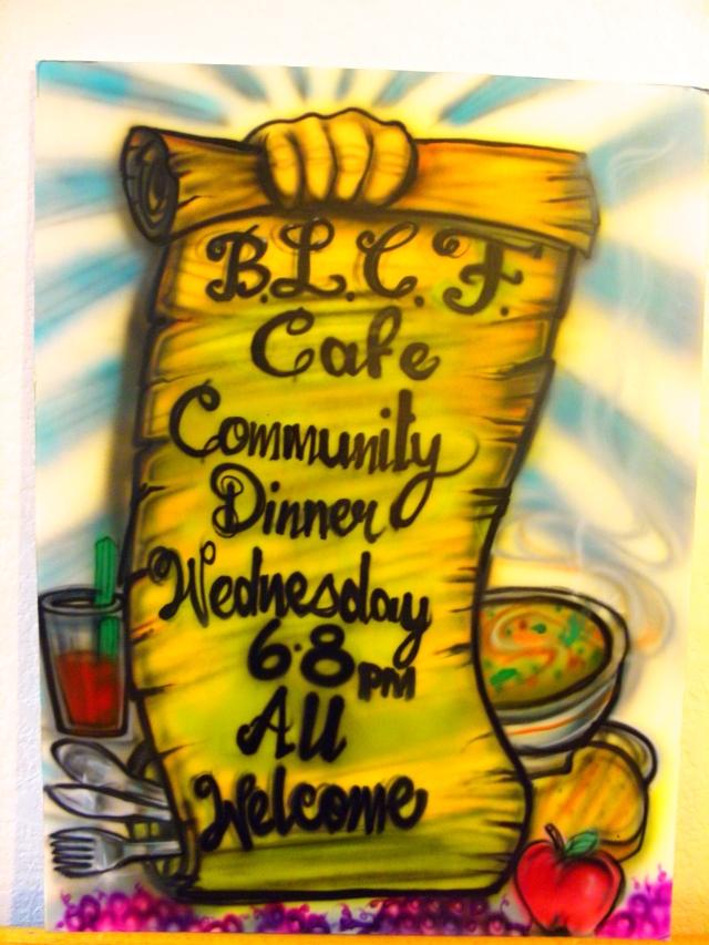 Bloor Lansdowne Christian Fellowship Community Dinner