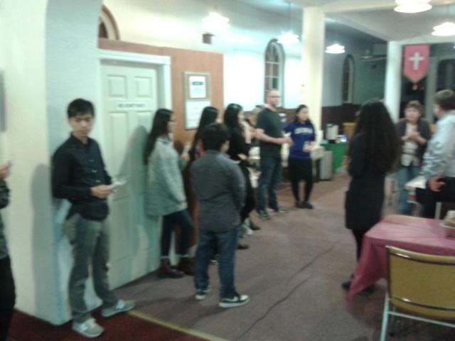 BLCF Cafe Volunteers