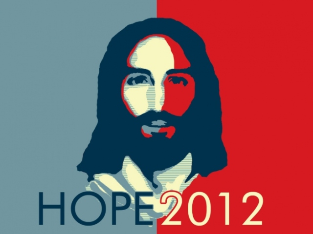Hope In Jesus for 2012