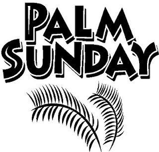 At BLCF Church This Palm Sunday 2012