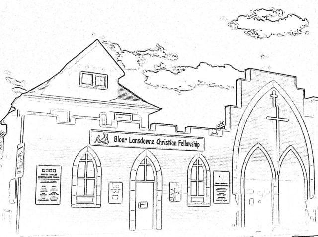 BLCF Church in the Heart of Toronto