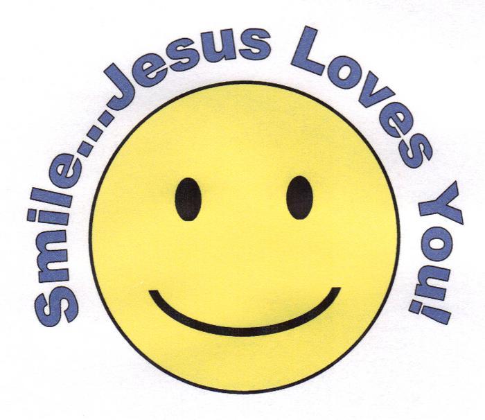 Smile Christ Loves You