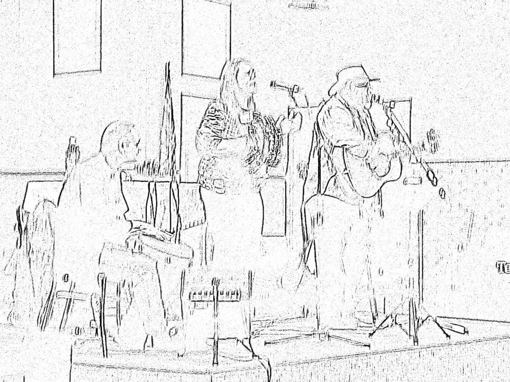Bluegrass Concert Benefit For Homeless In The Heart of Toronto June 16, 2012 (2/2)