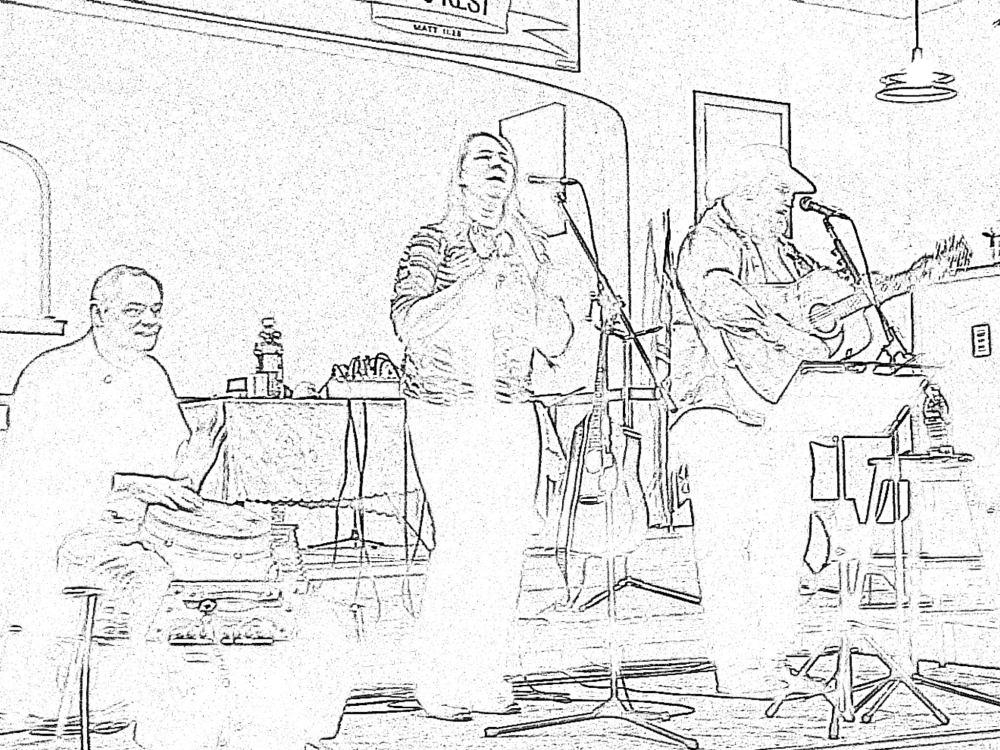 Bluegrass Concert Benefit For Homeless In The Heart of Toronto June 16, 2012 (1/2)