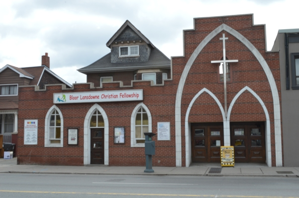 BLOOR LANSDOWNE CHRISTIAN FELLOWSHIP - LOCATED IN THE HEART OF TORONTO