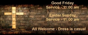 Good Friday and Easter 2013 at Bloor Lansdowne Christian Fellowship