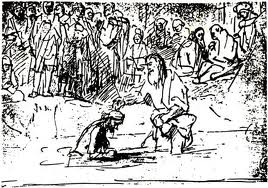 Baptism Spirit