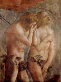 Masaccio_Adam_and_Eve_detail