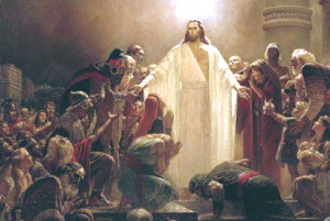 Ressurected Christ
