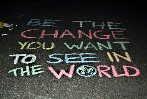 BLCF: Be The Change