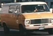 72 GMC Van