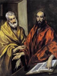 Apostles Paul & Peter