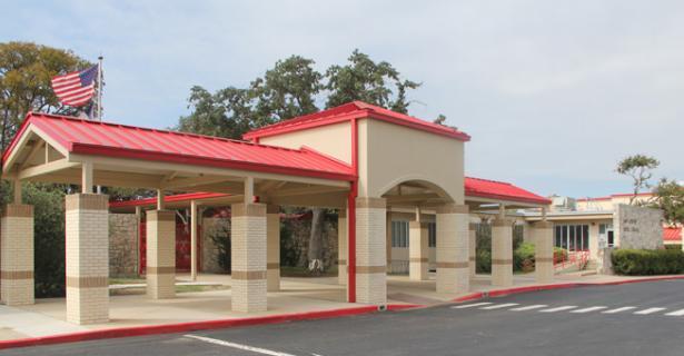 BLCF: rebuilt_Sam_Rayburn_School