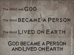 Word was God