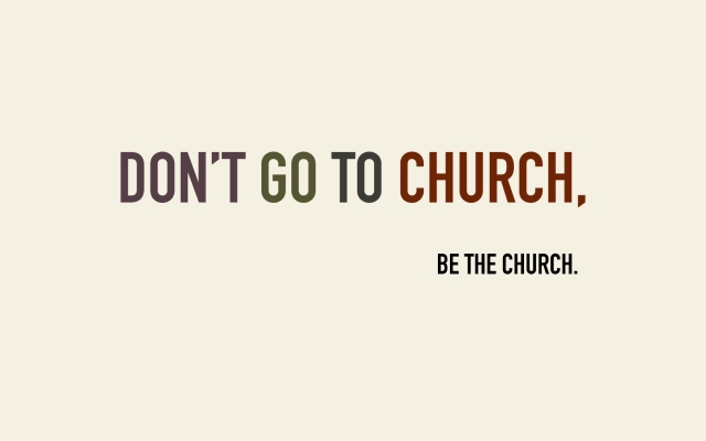 BLCF: Be the church