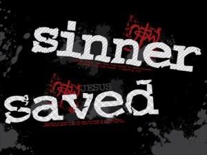 BLCF Church: sinner saved