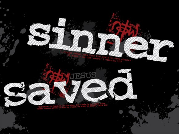 BLCF Church: sinner saved