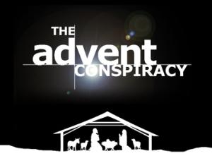 Advent Conspiracy header