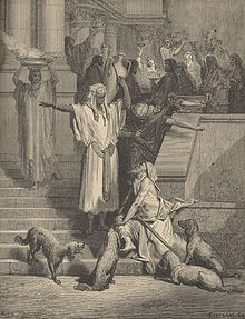 BLCF Gustave_Dore_Lazarus_and_the_Rich_Man