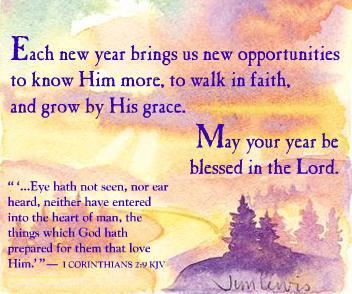 BLCF: Happy New Year