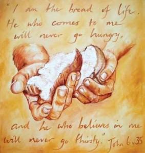 BLCF: Manna-bread-of-life