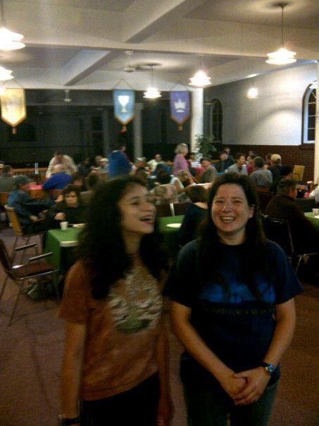 Melissa_and_Des_at_BLCF_Cafe_Community_Dinner