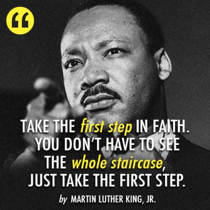 BLCF: Martin Luther King Jr