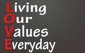 BLCF Living our values