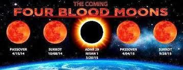 BLCF: Four Blood Moons