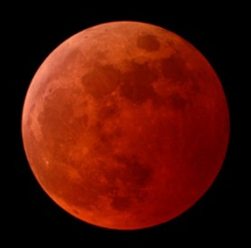 BLCF: blood moon