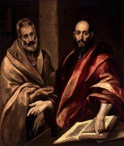 BLCF:_El_Greco_Apostles_Peter_and_Paul