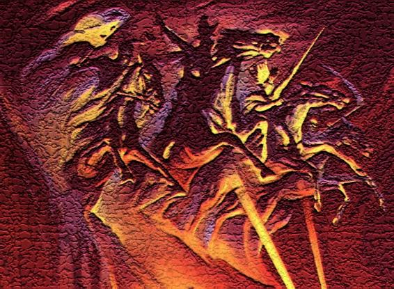 BLCF: Four Horsemen Apocalypse