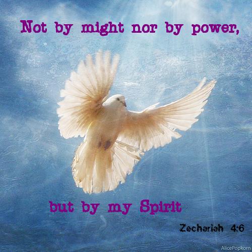 BLCF: Holy Spirt Power