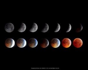 BLCF: lunar eclipse -nasa-keithburns
