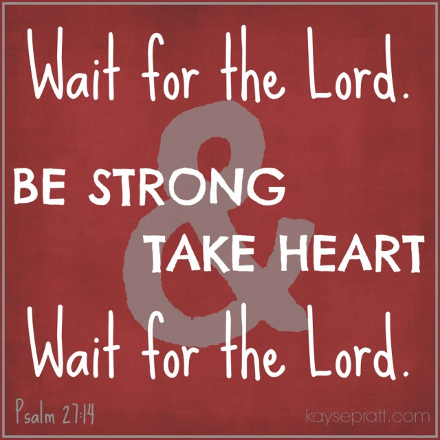 BLCF:Psalm27_14