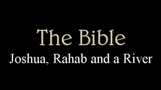 Bible Joshua Rahab River