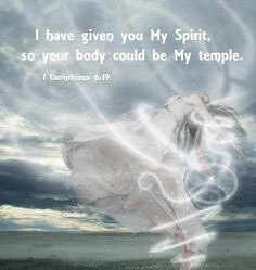 "BLCF"" body is a temple for the Spirit"