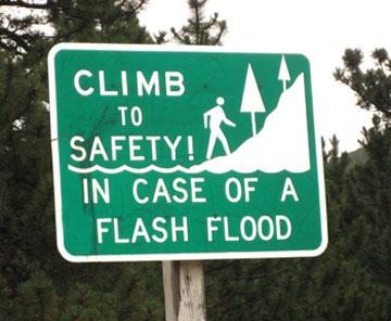 BLCF: climb to safety