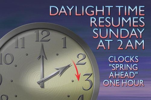 BLCF: daylight-savings